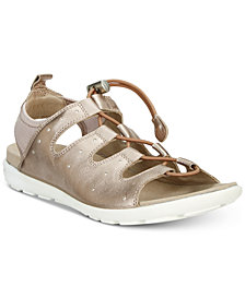 Ecco Women's Jab Toggle Sandals