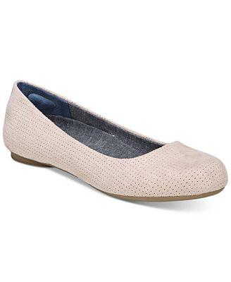 Dr. Scholl's Friendly 2 ... Women's Ballet Flats