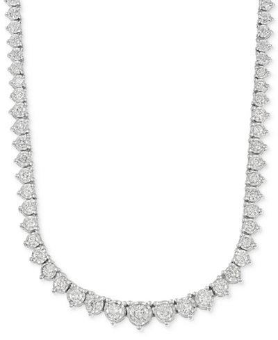 Diamond Collar 17.5