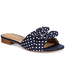 Esprit Kenya Slip-On Flat Sandals