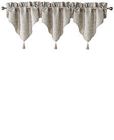 "Waterford Gwyneth Ascot 22"" x 40"" Window Valance"