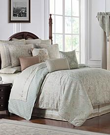Reversible Gwyneth 4-Pc. Queen Comforter Set