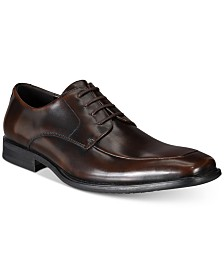 Kenneth Cole Reaction Men's Settle Moc-Toe Oxfords