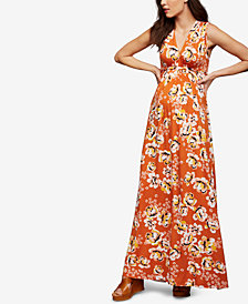 Rachel Pally Maternity Printed Maxi Dress