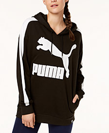 Puma Relaxed Logo T7 Hoodie