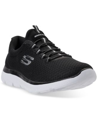 Summits Wide Width Athletic Sneakers
