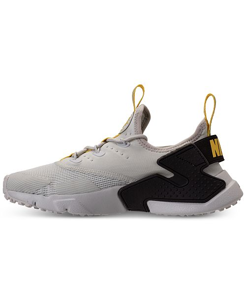 best loved 82148 35c7e ... Nike Big Boys  Huarache Drift Casual Sneakers from Finish ...