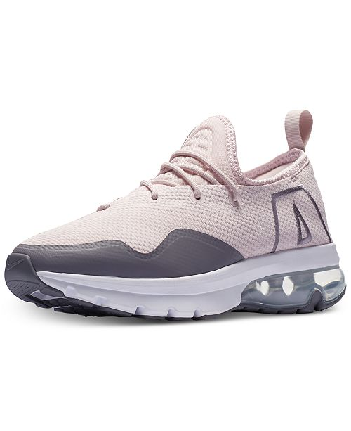 new products 82b34 b40eb ... Nike Big Girls Air Max Flair 50 Running Sneakers from Finish ...