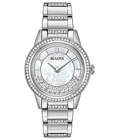 Women's Dress Stainless Steel Bracelet Watch 32.5mm