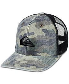 Men's Grounder Camo Snapback