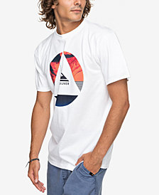 Quiksilver Men's Fluid Turns Graphic T-Shirt