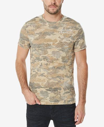 Buffalo David Bitton Men's Camo T-Shirt