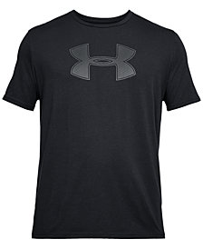 Under Armour Men's Charged Cotton® Big Logo T-Shirt