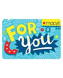 For You E-Gift Card