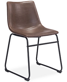 Urene Dining Chair, Quick Ship