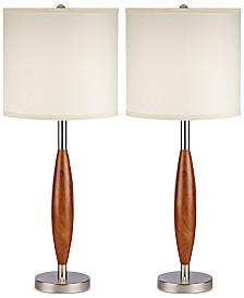 Pacific Coast Set of 2 Maj Table Lamp