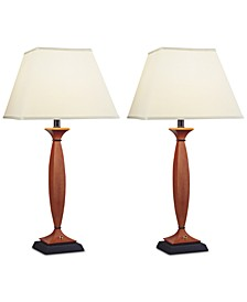 Pacific Coast Set of 2 Gibraltar Table Lamp