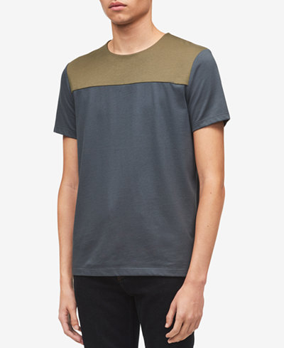 Calvin Klein Men's Colorblocked T-Shirt