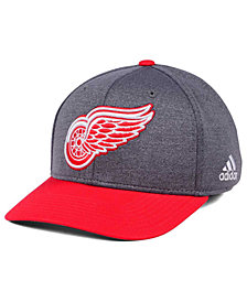 adidas Detroit Red Wings Shortside Flex Cap