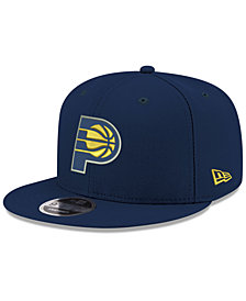 New Era Boys' Indiana Pacers Basic Link 9FIFTY Snapback Cap