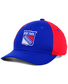 Outerstuff Boys' New York Rangers 2Tone Adjustable Cap