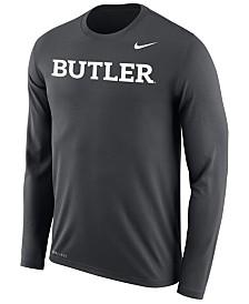 Nike Men's Butler Bulldogs Dri-FIT Legend Wordmark Long Sleeve T-Shirt