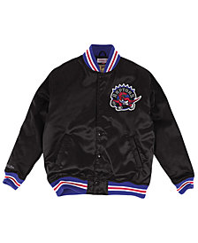 Mitchell & Ness Men's Toronto Raptors Satin Jacket
