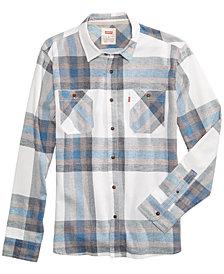 Levi's® Men's Flannel Plaid Shirt