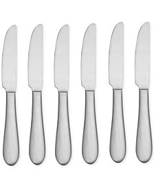 Oneida Vale 6-Pc. Dinner Knife Set
