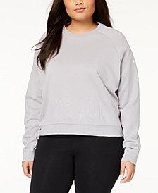 Nike Plus Size Dri-FIT Training Sweatshirt