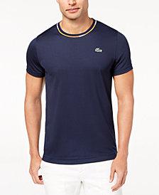 Lacoste Men's Ultra Dry Performance Sport T-Shirt