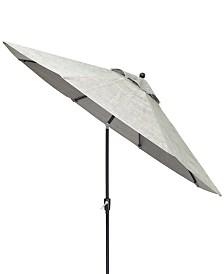 Vintage II Outdoor 9' Auto-Tilt Umbrella, Created for Macy's
