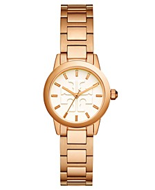 Women's Gigi Rose Gold-Tone Stainless Steel Bracelet Watch 28mm
