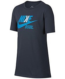 Nike Dri-FIT Graphic-Print T-Shirt, Big Boys