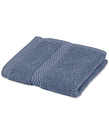 Under The Canopy Organic Cotton Wash Towel