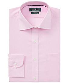 Lauren Ralph Lauren Men's Classic Fit Dress Shirt