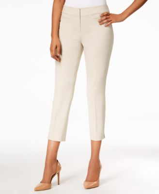Cropped Pants, Created for Macy's
