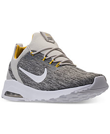 Nike Women's Air Max Motion Racer Running Sneakers from Finish Line