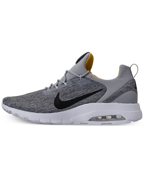 new products ce82a 9b2bc ... Nike Men s Air Max Motion Racer Running Sneakers from Finish ...