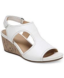 Naturalizer Cinda Wedge Sandals