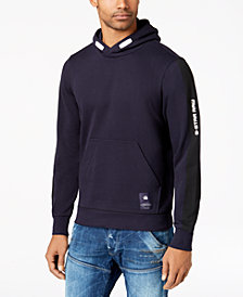 G-Star Men's Swando Logo-Print Hoodie, Created for Macy's