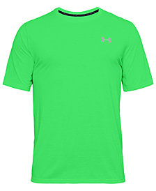 Under Armour Men's Threadborne Ultra-Soft Crewneck T-Shirt