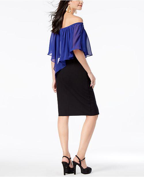 7b59466e85380 Thalia Sodi Convertible Top   Corset Skirt