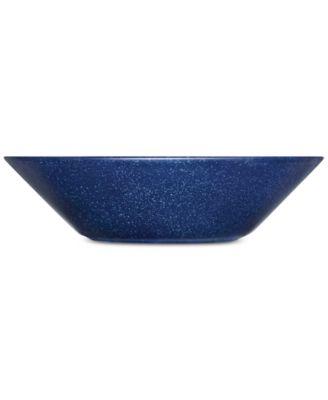 Teema Dotted Blue Pasta Bowl