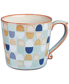 Denby Dinnerware, Heritage Pavilion Accent Large Mug