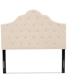 Narain Adjustable Full/Queen Headboard, Quick Ship