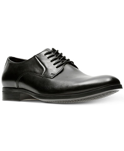 Clarks Men's Conwell Plain-Toe Oxfords
