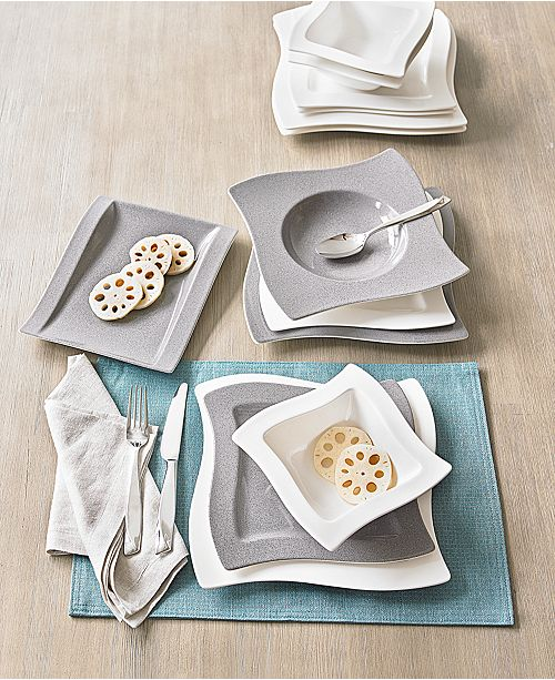 Villeroy & Boch Dinnerware, New Wave Stone Collection