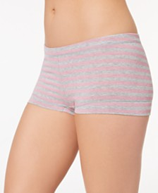 Maidenform Dream Cotton Tailored Boyshort Underwear DM0002