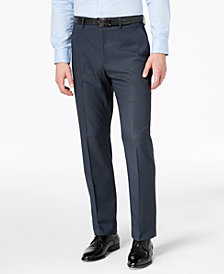 Alfani Men's Stretch Dress Pants, Created for Macy's
